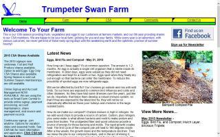 Trumpeter Swan Farm