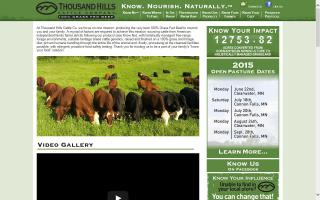 Thousand Hills Cattle Company