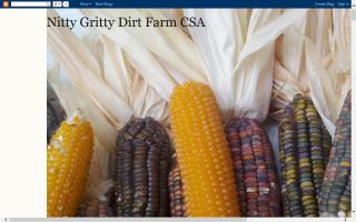 Nitty Gritty Dirt Farm CSA