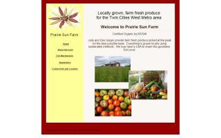 Prairie Sun Farm, LLC.