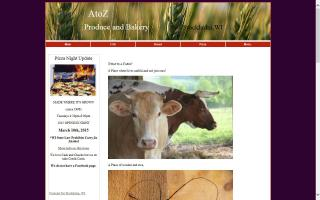AtoZ Produce & Bakery