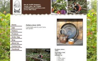 Keppers Pottery and Produce