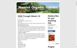Hamlet Organic Garden