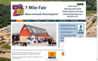 7 Mile Fair