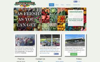 Alachua County Farmers Market - ACFM
