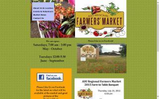 ASU Regional Farmers' Market