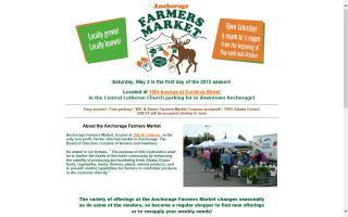 Anchorage Farmers Market