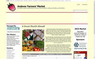 Andover Farmers Market