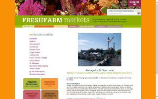 Annapolis Freshfarm Market