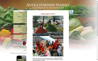 Antigo Farmer's Market