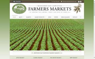 Monterey Bay Certified Farmers Markets