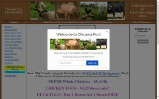 Chicama Run Farm