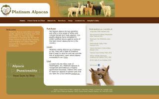 Platinum Alpacas