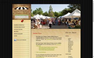 Foothill Farmers' Market Association