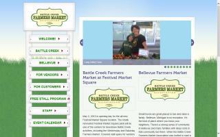 Battle Creek Farmers Market Association