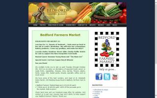 The Bedford Farmers' Market, Inc.