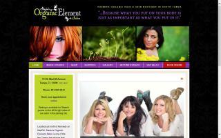 Stasias Organic Element Salon, LLC.