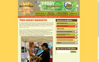 Bellingham Farmers Market - Saturday