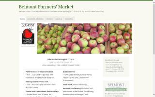 Belmont Farmers' Market
