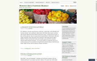 Bemidji Area Farmers Market