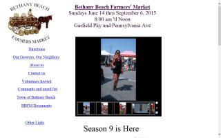 Bethany Beach Farmers' Market