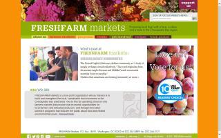 Bethesda Freshfarm Market