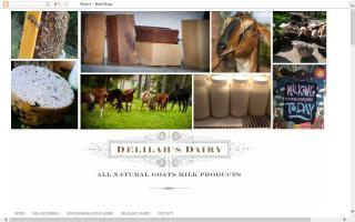 Delilah's Dairy
