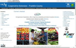 Franklin County Farmers Market