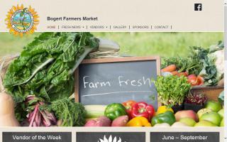 Bogert Farmer's Market