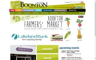 Boonton Main Street