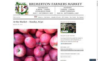 Bremerton Farmers Market