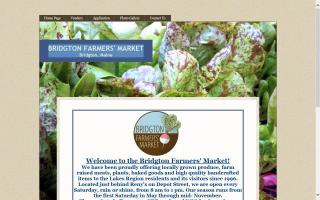 Bridgton Farmers' Market