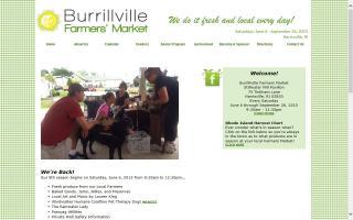 Burrillville Farmers' Market