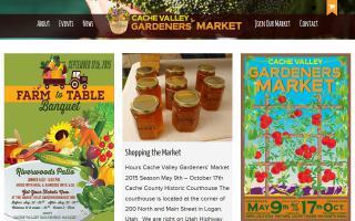 Cache Valley Gardeners' Market