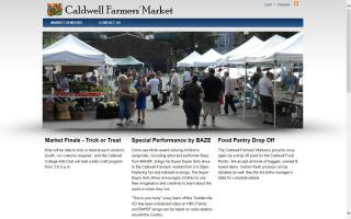 Caldwell Farmers' Market