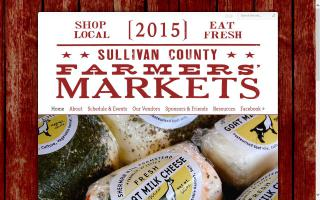 Sullivan County Farmers Markets Association