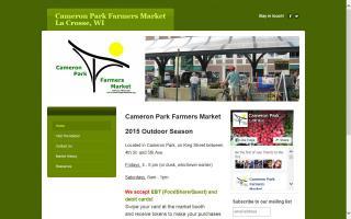 Cameron Park Market