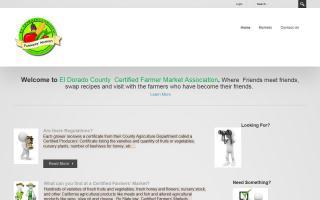EDC Certified Farmers' Market Association