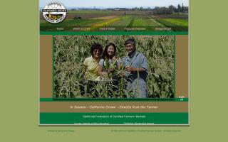 California Certified Farmers' Markets