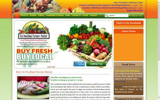 Woodland Farmer's Market