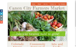 Cañon City Farmers Market
