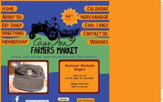 Cape Ann Farmers' Market