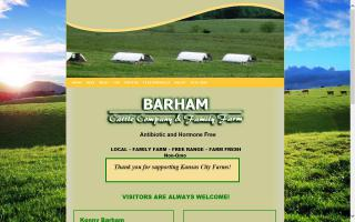 Barham Cattle Company