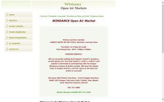 Windance Open Air Markets