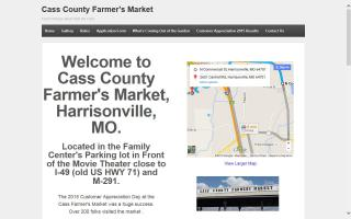 Cass County Farmer's Market Association