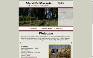 Merrill's Markets