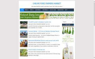 Chelmsford Farmers' Market