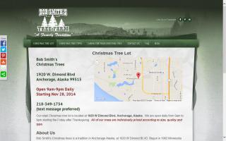 Bob Smith's Christmas Trees