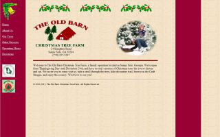 Old Barn Christmas Tree Farm