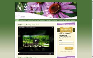 Whitetail Acres Nursery & Landscaping, Inc.
